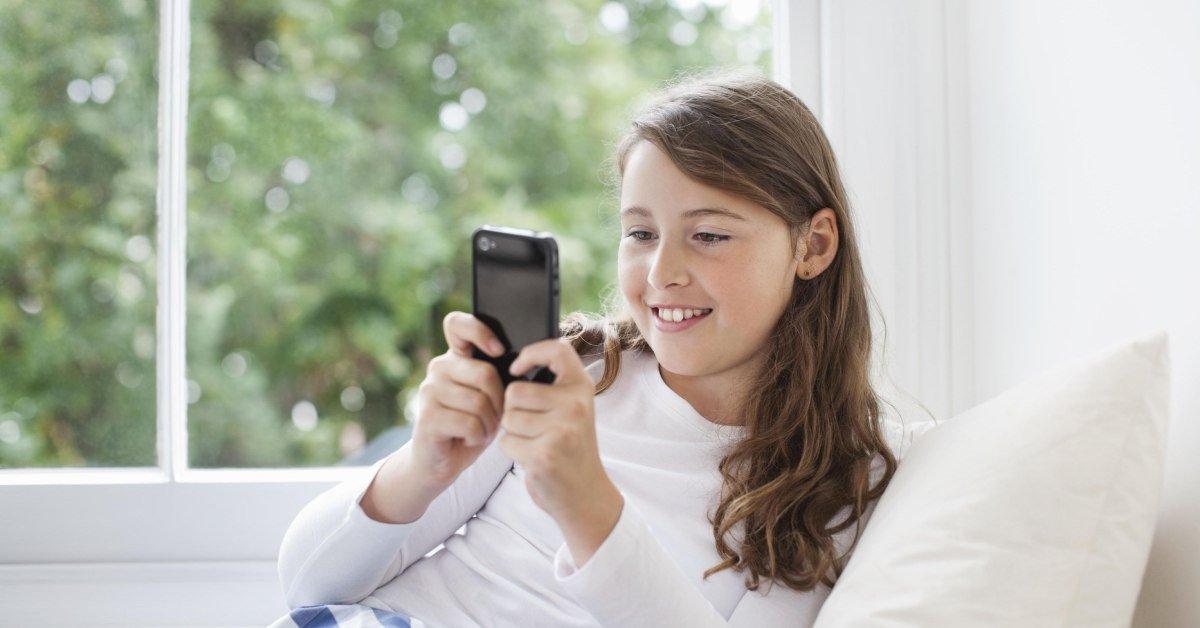 Child's Text Messages